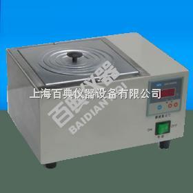 上海百典专业生产HHS-11-1单孔恒温水浴
