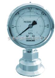 YPF膜片壓力表