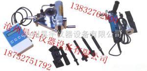 SHJ-40型多功能粘结材料强度检测仪(昊宇仪器)混凝土拉拔仪价格