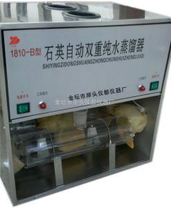 SYZ-1810B 全自动石英双重蒸馏器