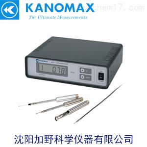 四通道风速仪 MODEL KA12 加野kanomax