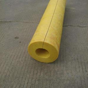 冬季室内外管道输水岩棉保温管现货供应/*离心玻璃棉保温管 规格