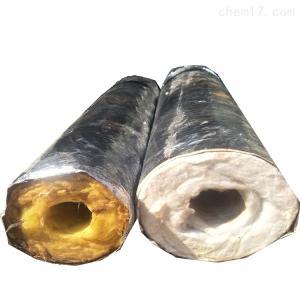 蒸汽管道保温岩棉保温管,离心玻璃棉管厂家