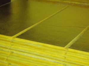玻璃棉板廠家現貨供應帶鋁箔離心玻璃棉板價格