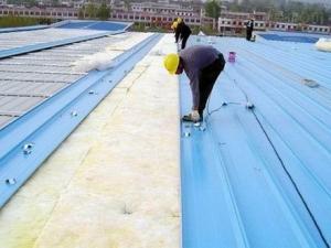 鹽城鋼結構專用玻璃棉卷氈價格