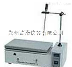 DB-1B、2B、3B 數顯不銹鋼電熱板,實驗室專用數顯不銹鋼電熱板