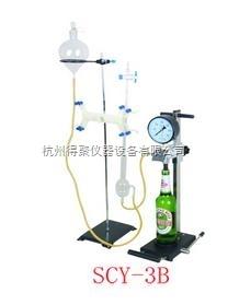 SCY-3B 啤酒饮料二氧化碳测定仪SCY-3B