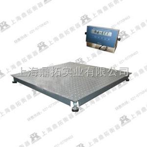 SCS SCS-电子磅称,潍坊防爆炸的电子地磅,防爆平台秤