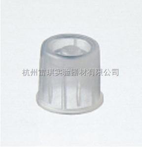 Fisherbrand未灭菌塑料试管摁盖 聚乙烯 直径12mm FIS14-961-12