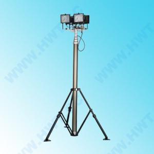 便攜式自動升降工作燈/4*500W飛利浦碘鎢燈全方位自動升降照明燈,夜間搶修工作燈