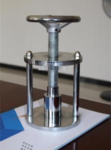 矿物质棉渣球含量压样器渣球含量分析测定仪