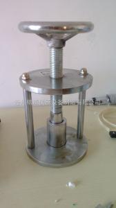 普通矿物棉压样器用途 矿物棉压样器测定仪价格