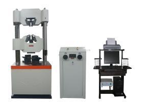 WEW系列微机液压万能材料试验机操作规程 生产厂家价格