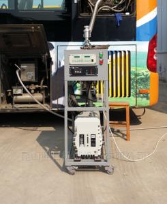 XR-4-600 XR-8-600 江蘇便攜式LNG液氮氣瓶夾層抽真空設備