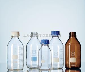 21801695 3500ml DURAN® 实验室玻璃瓶DURAN试剂瓶实验室玻璃仪器德国DURANDURAN