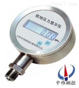 ZWY-100 就地压力显示仪