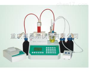 SESZDJ-1S卡氏微量水份測定儀
