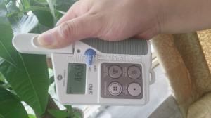 便携式叶绿素测定仪SPAD-502Plus美能达