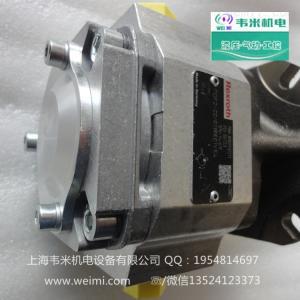 力士乐Rexroth齿轮泵0510225006