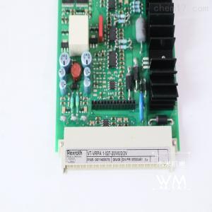 0811405099 Rexroth节流控制器VT-VRPA 1-537-10/V0/QV