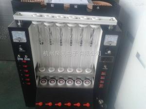 廣西粗纖維測定儀JT-CXW-6木質素檢測儀