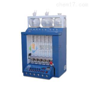 貴州粗纖維測定儀JT-CXW-6木質素檢測儀