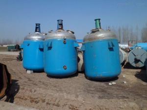 型号不限 常年回收高压不锈钢反应釜