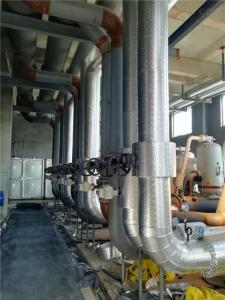 吉林反应釜设备铁皮保温施工队