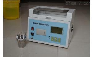 绝缘油介电强度测试仪/试油器