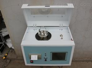 絕緣油介電強度自動測試儀