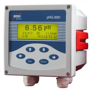 PHG-3081 锅炉水在线PH检测仪 双高阻PH计