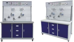 VS-YY 透明液压PLC控制教学实验台