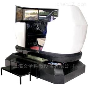 VS-SD02 4D动感汽车驾驶模拟器(真车部件)