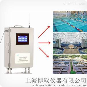 DCSG-2099 水质多参数PH 电导率 溶氧 温度 浊度监测仪