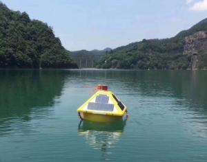 FB-001 太阳能一体式多参数 河道水质监测浮标