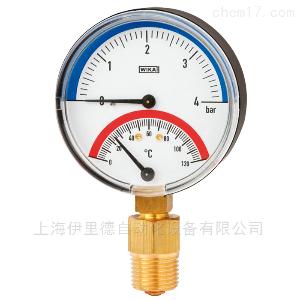 100.0x, 100.1x 用于壓力和溫度測量溫度壓力計威卡wika
