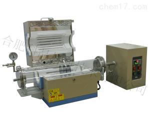 OTF-1200X-5S 1200℃小型单温区大口径开启式管式炉