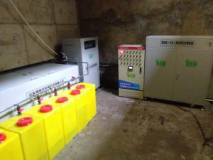 BSDSYS-100L/D 新聞報道:七臺河實驗室廢水處理系統