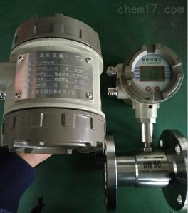 安裝 純化水流量計