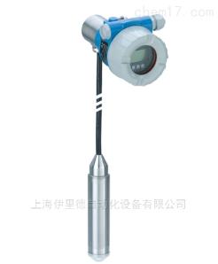 Deltapilot FMB53 E+H采用CONTITE元件的压力传感器静压式液位
