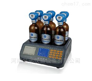 LH-BOD601 生物化学需氧量(BOD5)水质快速测定仪