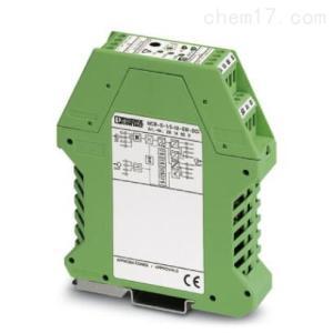 菲尼克斯1009537 电流变送器 - MCR-S-1-5-UI-SW-DCI-CN-NC
