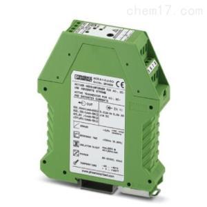 菲尼克斯2814731 电流变送器MCR-S-1-5-UI-SW-DCI-NC-2814731