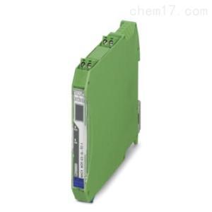 菲尼克斯隔离器 温度测量变送器 - MACX MCR-SL-RTD-I-SP-NC
