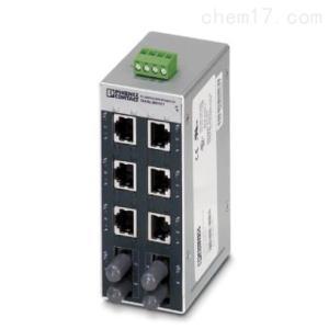 菲尼克斯2891411 非管理型交换机FL SWITCH SFN 6TX/2FX ST