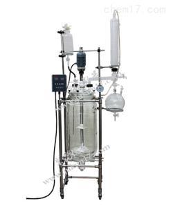 JK-S212-30L 双层玻璃反应釜型号:JK-S212-30L