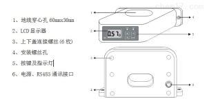 HAD-2800B 非接触式接地电阻在线检测仪