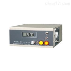 GXH-3010E1型 红外co2气体测定仪便携式多种气体检测仪