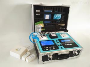 JH-TD02 便携式多参数水质检测仪内置消解器自动恒温