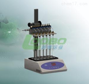 LB-K200 路博方式 氮气吹扫仪 实验预处理装置